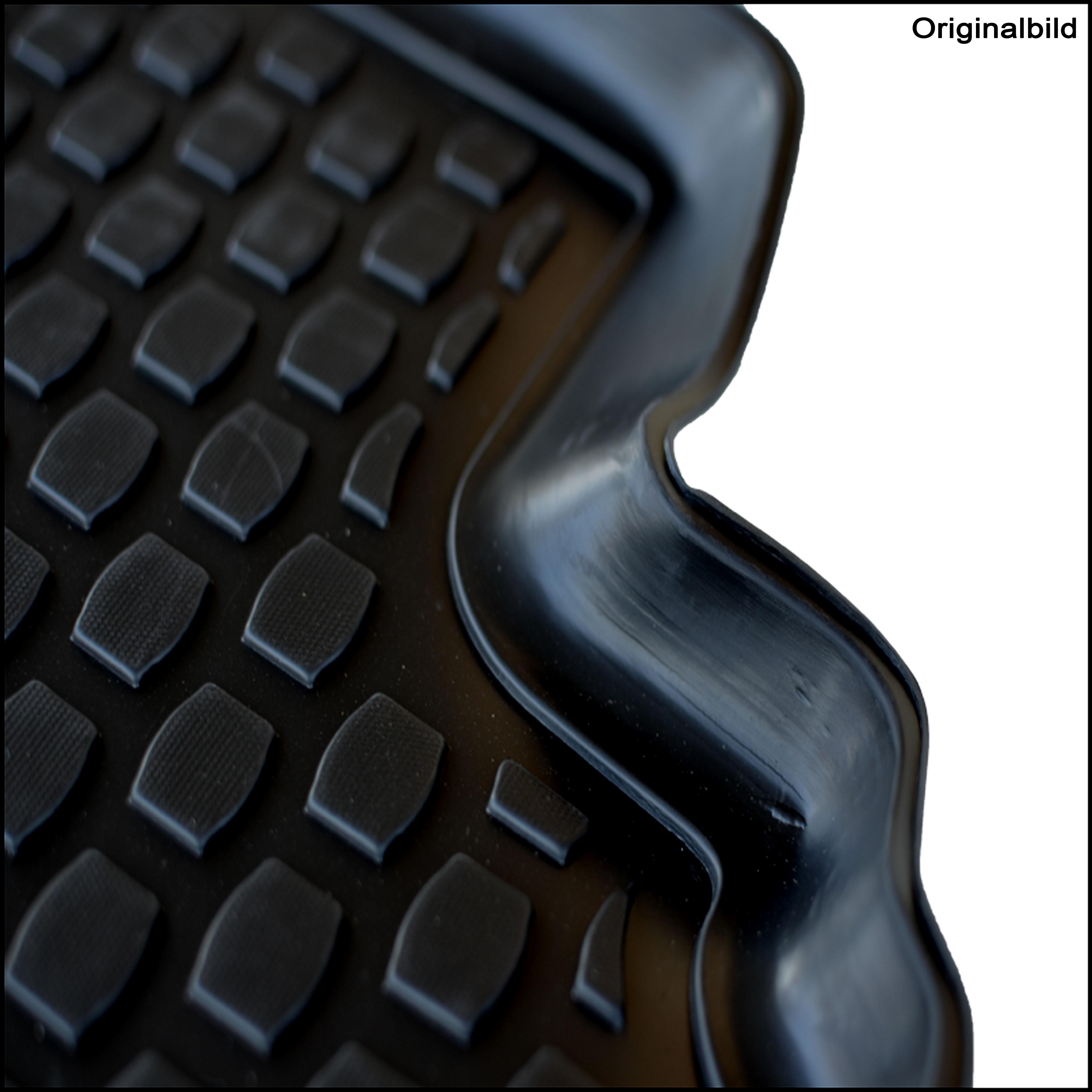 Gummi TPE 3D Kofferraumwanne für Citroen C-Crosser ab Bj.02//2007 heute