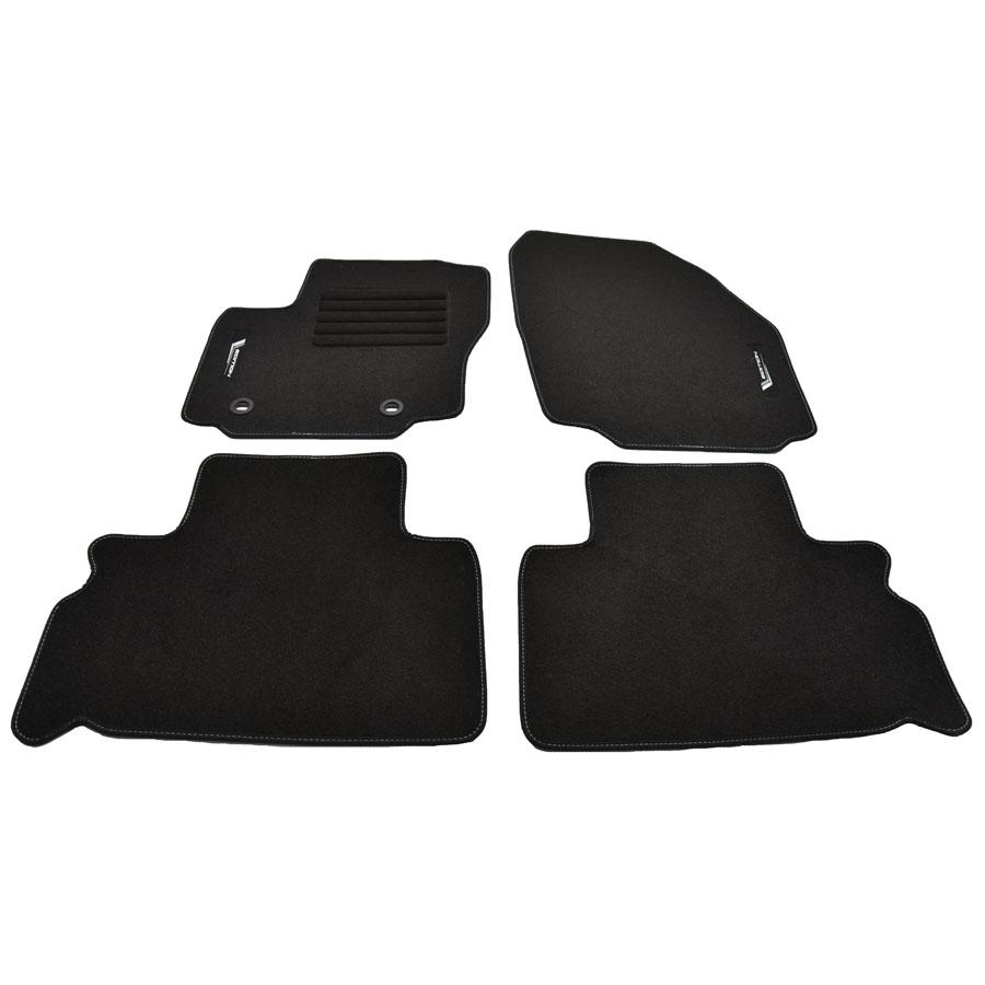 Velours Fußmatten Edition passend für Ford S-Max S Max ab Bj.05//2006-2015 Vbr