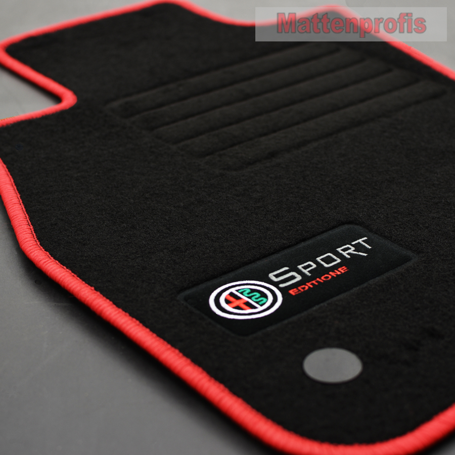 Kofferraumwanne Anti-Rutsch für Alfa Romeo Mito Bj ab 2008
