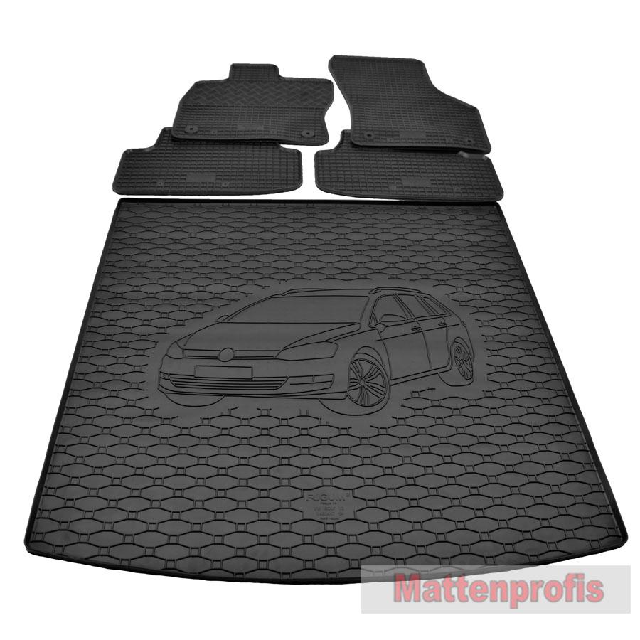 MP Gummimatte Kofferraumwanne GKK passend für Suzuki SX4 S-Cross ab Bj 2013