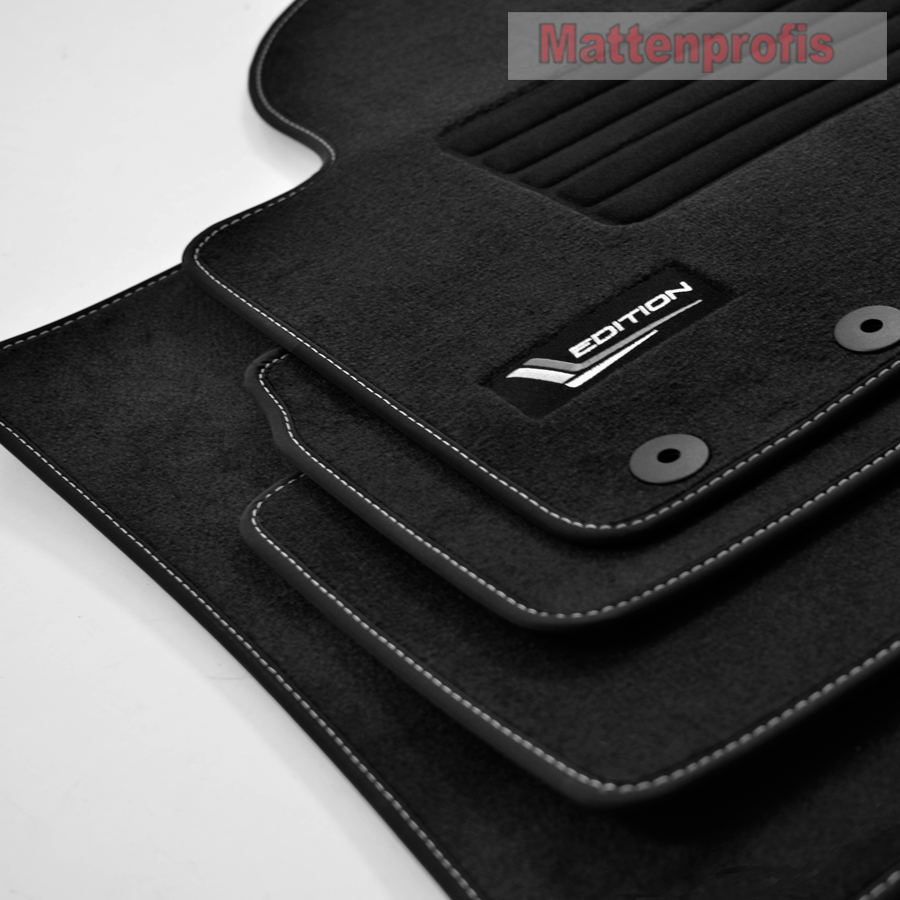 2015 Exclusive Design Fußmatten für Kia Sportage 4 IV Bj